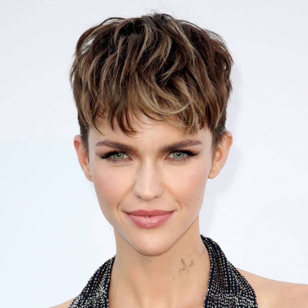 tipos de corte pixie ruby rose